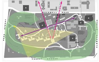 Olmsted viewshed preserved