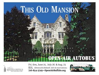 Tour Poster This Old Mansion