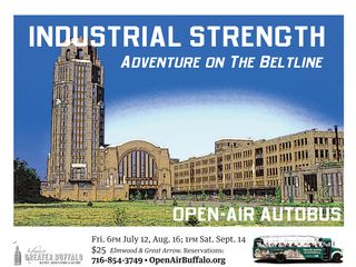 Tour Poster Industrial Strength