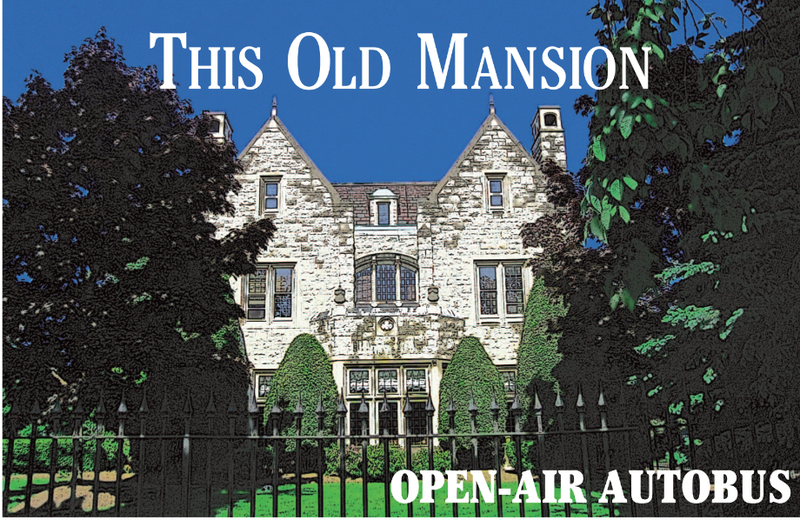 This old mansion without dates.