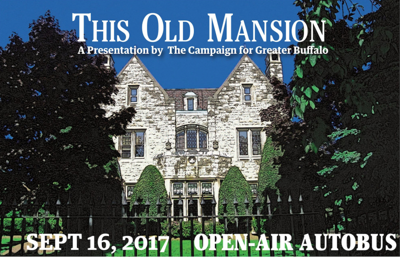 This Old Mansion graphic