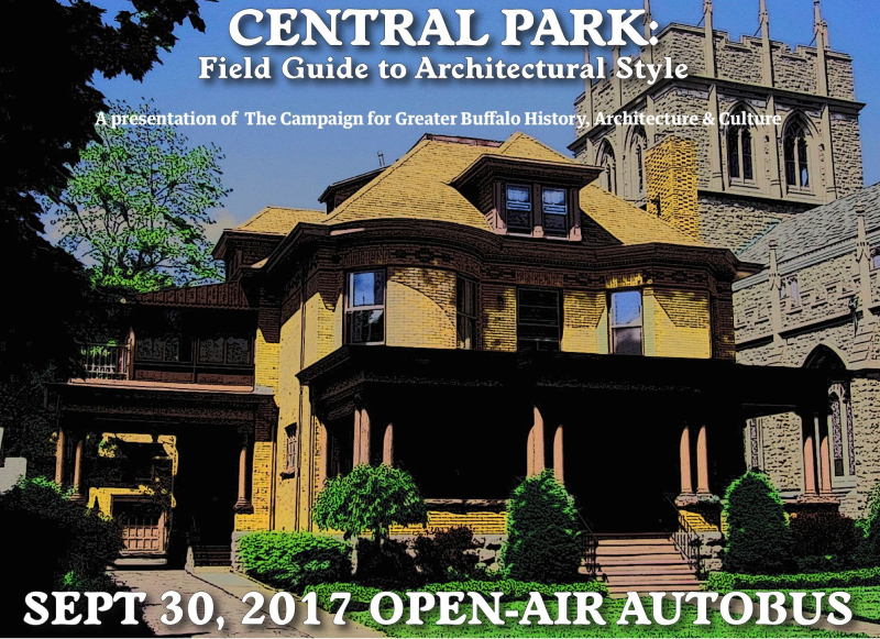 Central Park Graphic & info