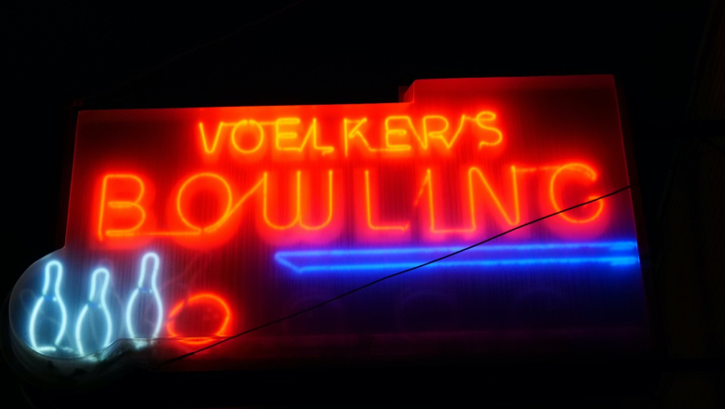 Voelkers animated sign