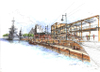 Central_wharf_sketch
